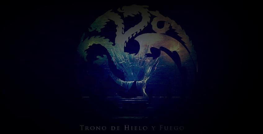 Trono de Hielo y Fuego