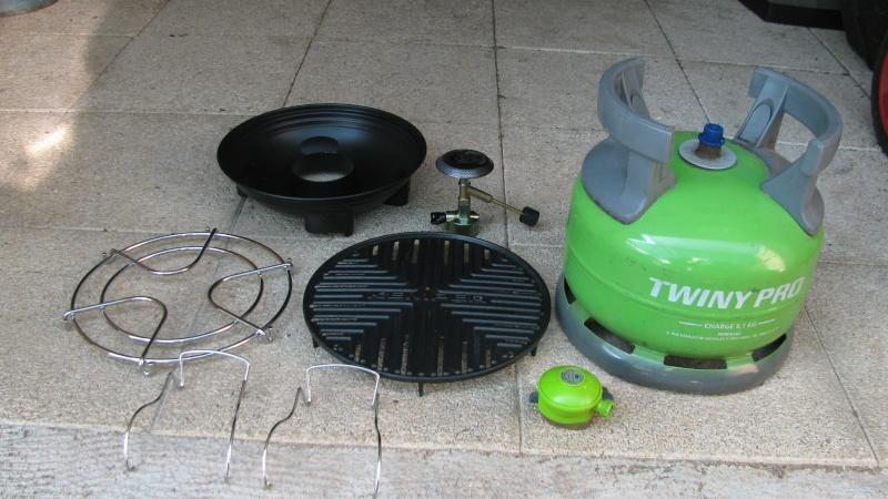 Barbecue charbon grande capacite - Bouteille de gaz twiny ...