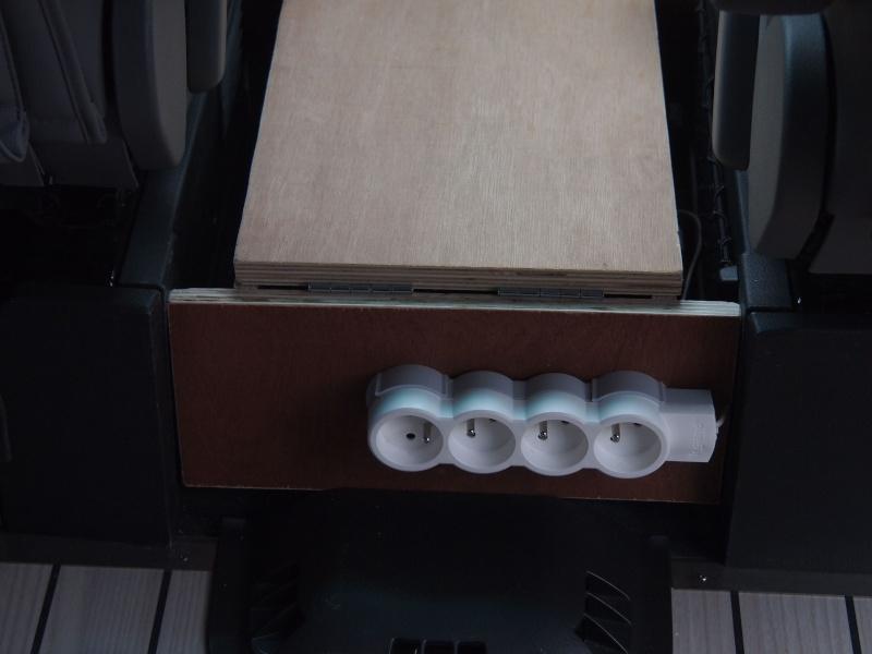 Boite de rangement pour tiroir coulissant