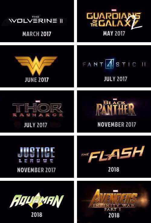 Marvel / DC Comics 2