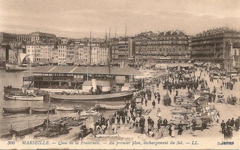 Marseille - Sardine port de marseille ...