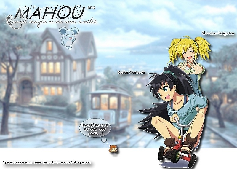 MAHOU-RPG