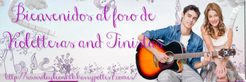 ♥TINISTAS AND VIOLETTERAS♥