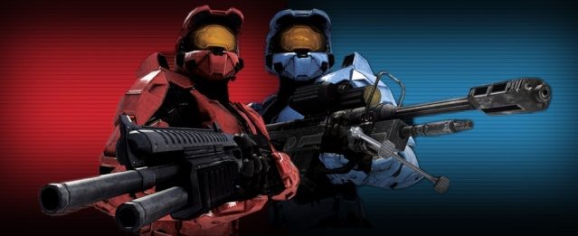 Red vs Blue Roleplay