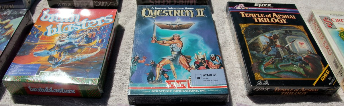 Atari ST collection - Show Us Your Collection! - AtariAge Forums