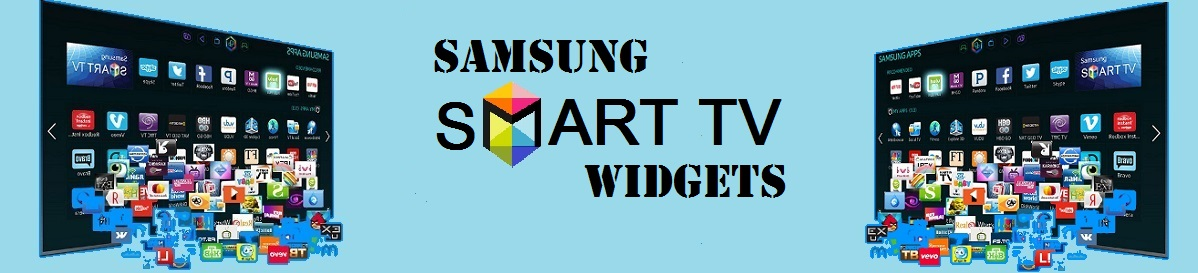 Samsung Smart TV Widgets