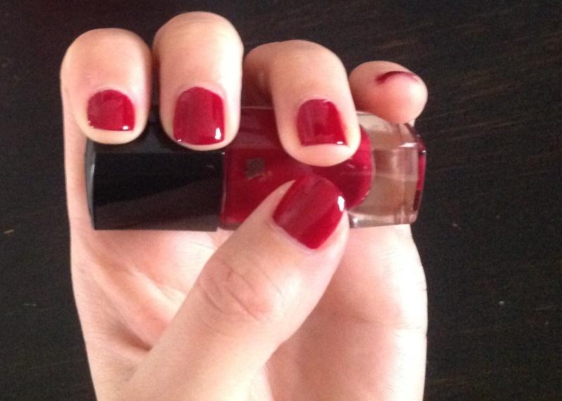 Favori Les vernis à ongles Lancôme ! - L'Elixir du Style UM23