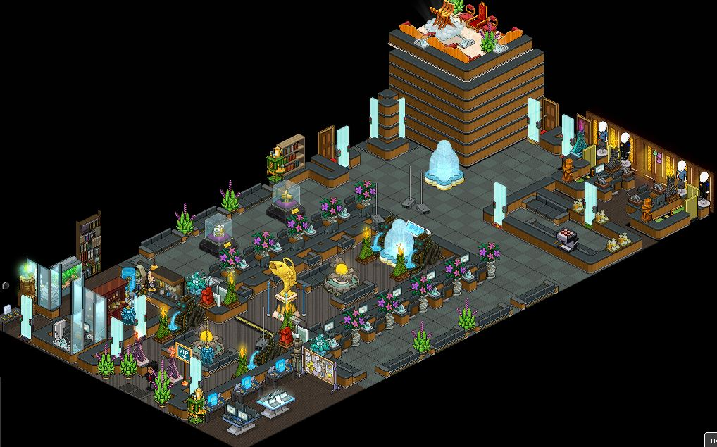 Gendarmerie Nationale d'habbo