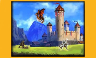 Le Royaume de Brontoss.