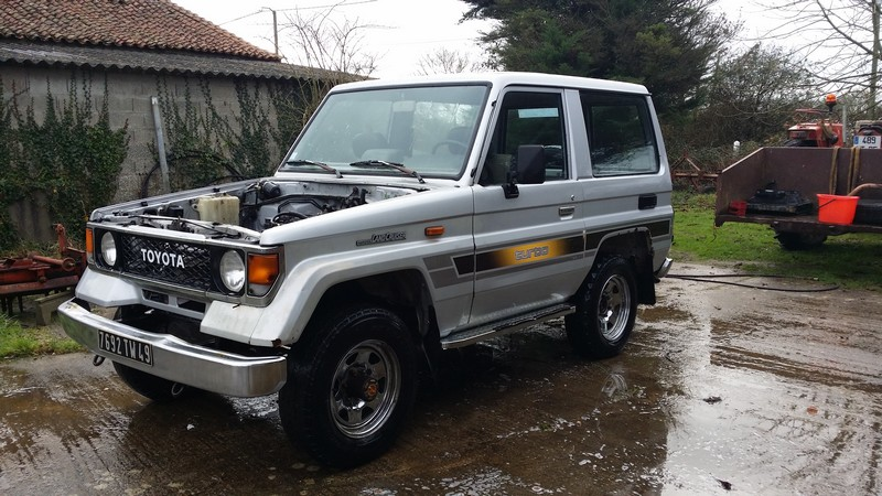 Toyota Lj70