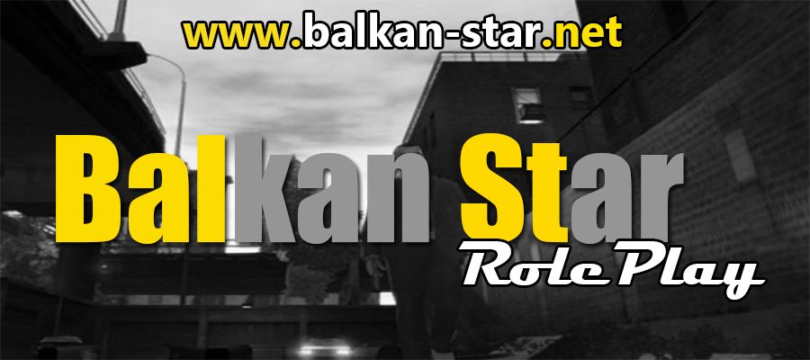 Balkan Extreme RolePlay