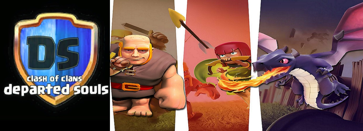 DEPARTED SOULS - CLASH of CLANS