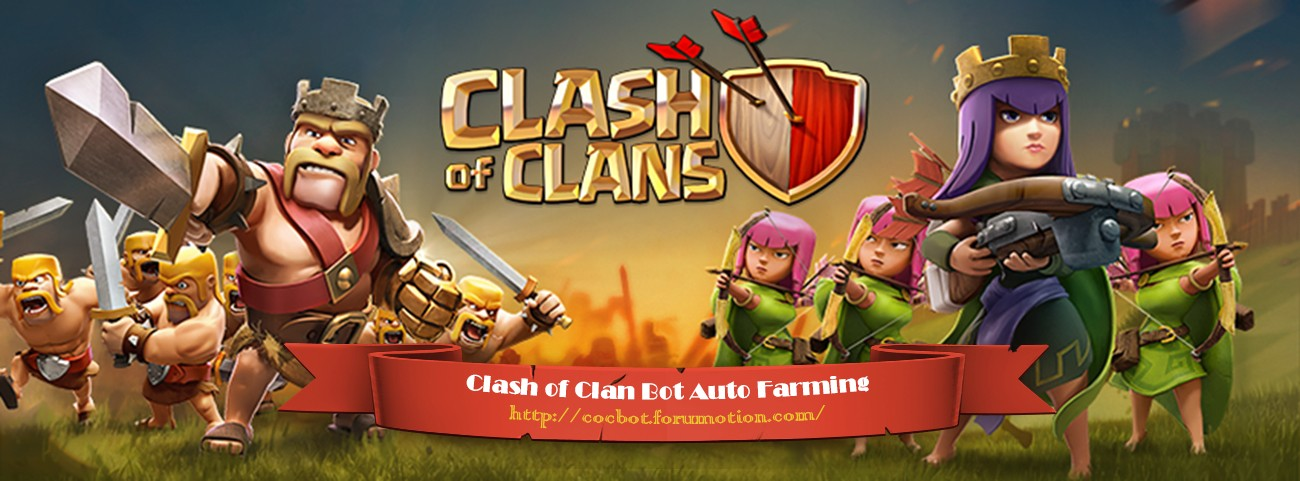 Clash of clans bot android