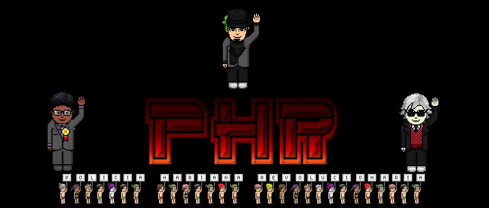 ¥ Polícia PHR ¥
