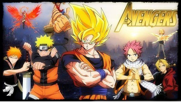 Who is strongest Team / character that the Anime Avengers ...