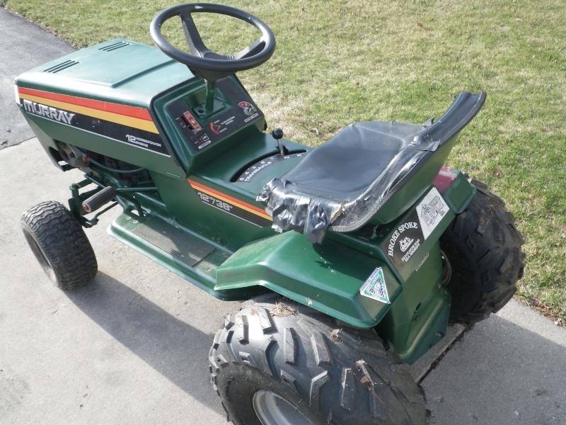 green machine mower