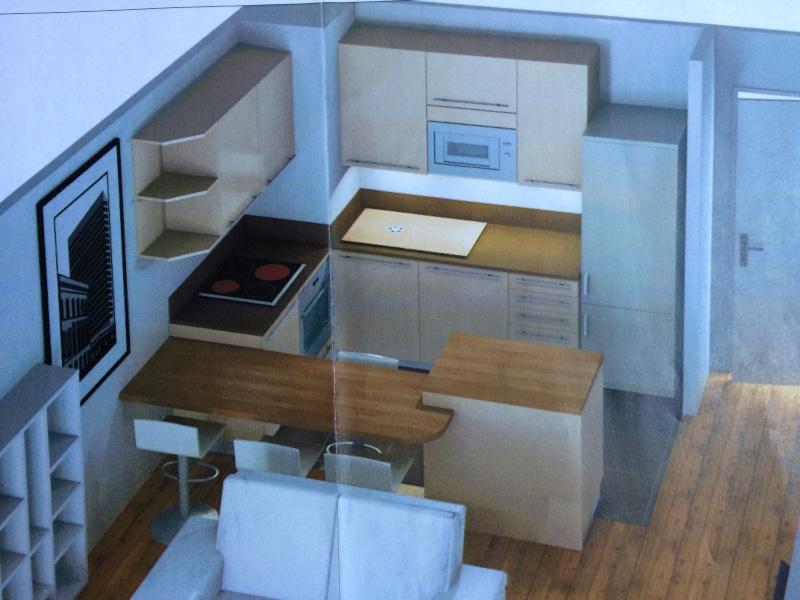 amenager sa cuisine des id es. Black Bedroom Furniture Sets. Home Design Ideas