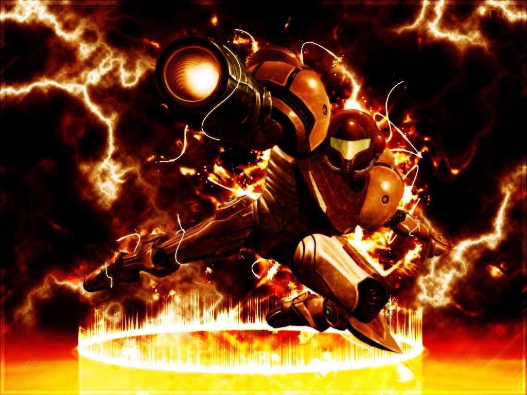 Metroid Hunters