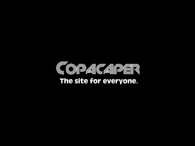 copacaper.com alpha site (forum)