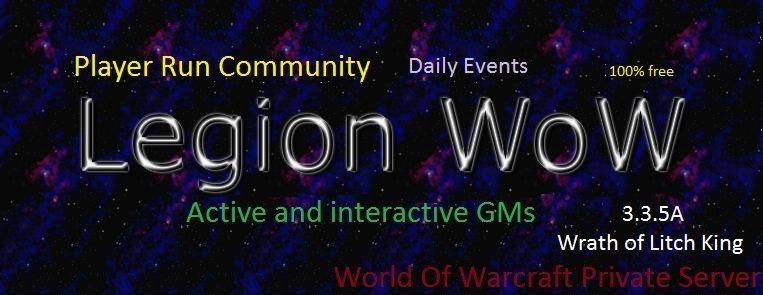 Legion WoW