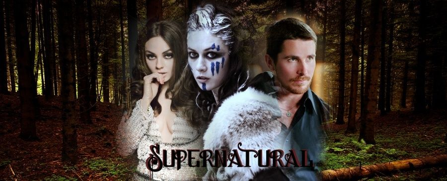 <span style=font-family: Georgia;><strong><em>Supernatural</em></strong></span>