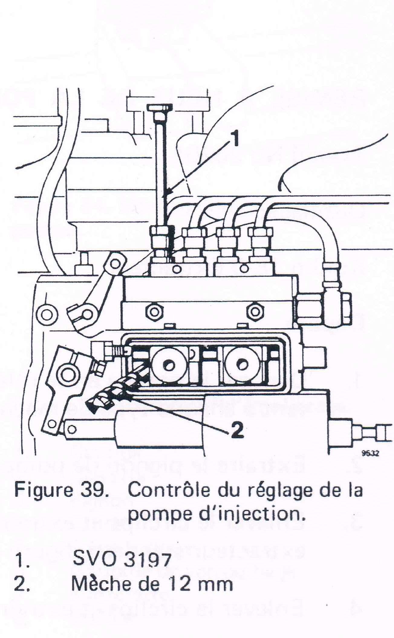 pompe d u0026 39 injection simm p5100  minimec  des moteurs d42