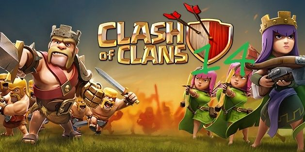 Clash of Clans 14