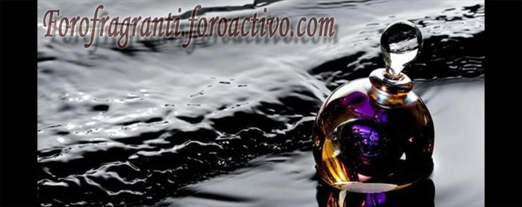 Foro Mundo del Perfume y la Fragancia