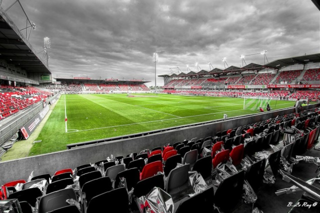 Le stade de Roudourou