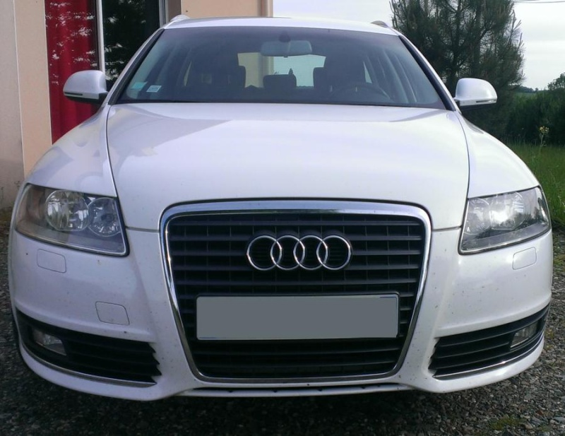 vends audi a6 avant 2009 170cv 2 0 tdi dpf ambiente. Black Bedroom Furniture Sets. Home Design Ideas