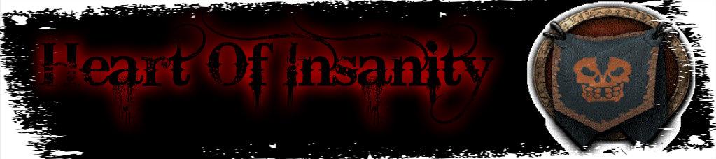 Heart Of Insanity