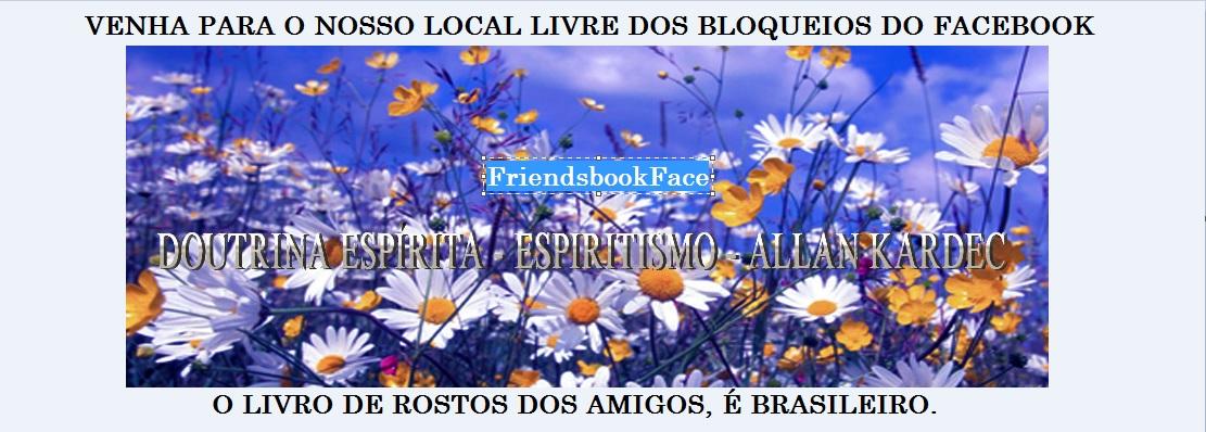 friendsbookface - Doutrina Espírita