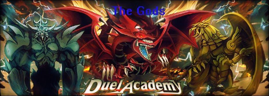 The Gods Duel Academy