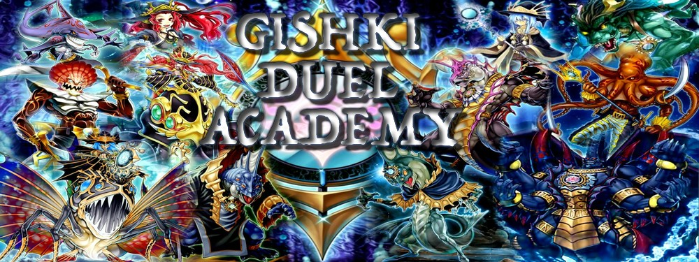 Gishki Duel Academy