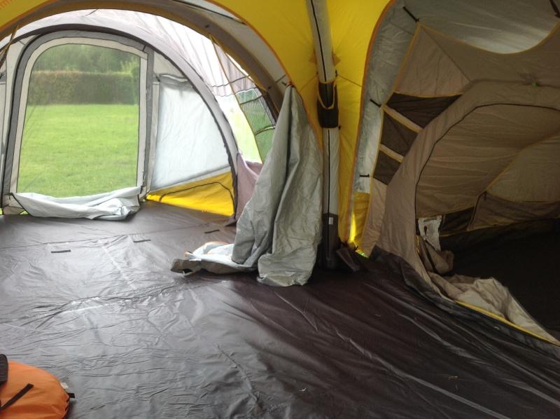 avis et retour sur la nouvelle tente gonflable d cathlon page 11. Black Bedroom Furniture Sets. Home Design Ideas